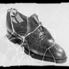 Shoes, Silverwoods, Southern California, 1936