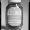 "Bottle of ""Bulk-Lax"", Southern California, 1940"