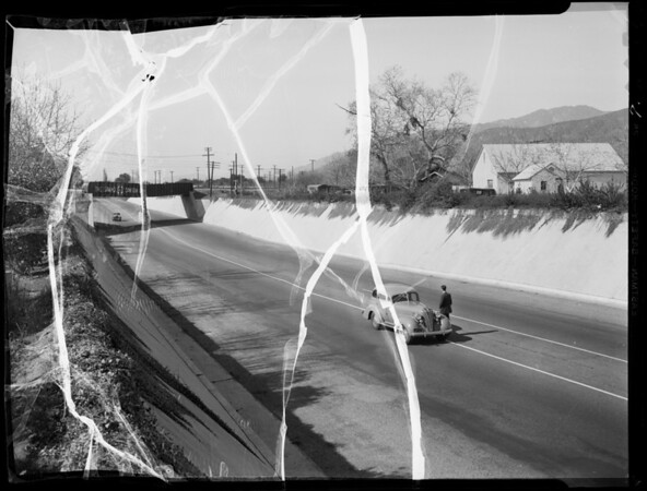 Motorlogue to Arrowhead Springs Hotel, Southern California, 1936