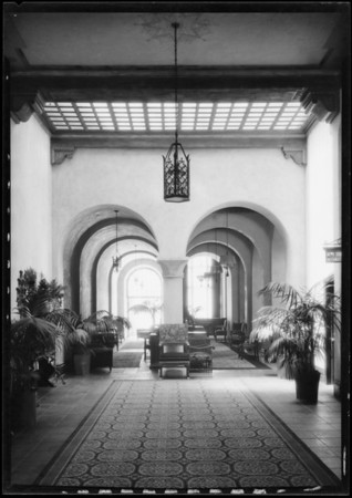 Hotel Figueroa, 939 South Figueroa Street, Los Angeles, CA, 1926