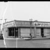 New Pep Boys store at 4531 Whittier Boulevard, Los Angeles, CA, 1935