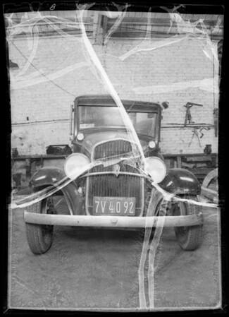 Hasspachan, assured, vs. L.A. Rebuilt Tire Company, Southern California, 1935
