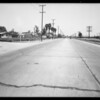 Intersection of San Fernando Road & Vine Street, Glendale, CA, 1935