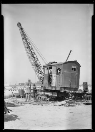 Crane, Southern California, 1927