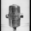Refrigeration valve, Southern California, 1935
