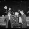 June Storey at Ralphs market, Crenshaw Boulevard, Los Angeles, CA, 1940