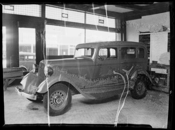 Empire Nuway Laundry vs Harry Parker secretary, Southern California, 1935