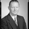 Portrait of H. L. Harvill, Southern California, 1940