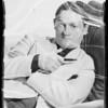 Victor Young at studio, Southern California, 1935