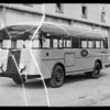 Ventura municipal bus, Southern California, 1935