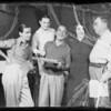 Al Jolson, Irvin Cobb, etc., Southern California, 1935