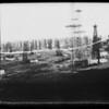 Oil well shots, Signal Hill, CA, 1935