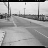 Intersection of North Wilmington Avenue and West Compton Boulevard, Compton, CA, 1940