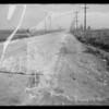 Street scene, Southern California, 1936