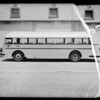 March Field bus, Southern California, 1936