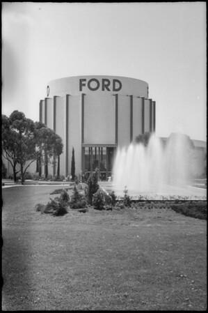 San Diego Fair, San Diego, CA, 1935