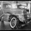 1935 Oldsmobile coupe, Mr. Koenig, owner, Southern California, 1935