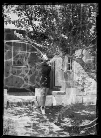 San Fernando Valley real estate publicity, Southern California, 1936