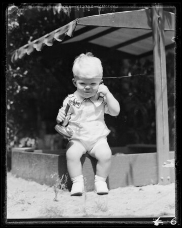 Paulson, Jr., Southern California, 1935