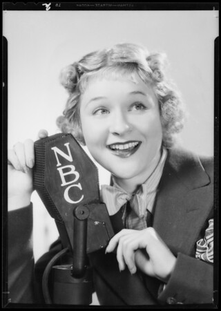 Sylvia Froos, Southern California, 1935