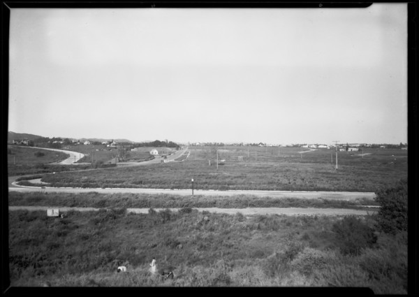 Brentwood Park, Los Angeles, CA, 1927