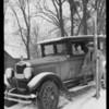 Peerless car, Southern California, 1927