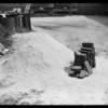 Fernholtz food waste briquettes, Southern California, 1926