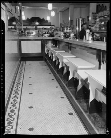 Wasco Creamery - 321 West 5th Street, Los Angeles, CA, 1940