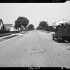 Hoefner Avenue in Belvedere Gardens, East Los Angeles, CA, 1940
