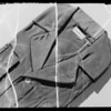 Ties, shirt, robe, pajamas, Desmond's, Southern California, 1935