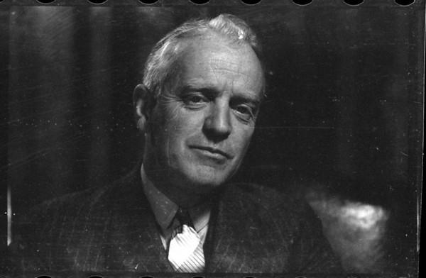 Portaits of Mr. Galbraith, Union Oil Co., Southern California, 1936