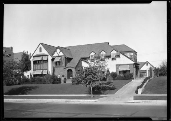 Home - 116 North Rossmore Avenue, Los Angeles, CA, 1926