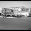 Used car lot, Southern California, 1935
