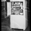 Refrigerator, Kays Department Store, Southern California, 1936