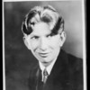 Sterling Holloway, actor, Southern California, 1927