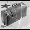Christmas merchandise with stars, Southern California, 1935