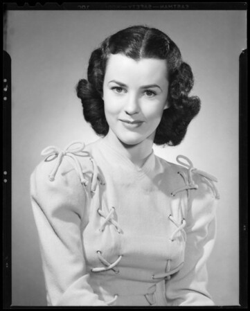 Miss Leslie Anthony, Southern California, 1940