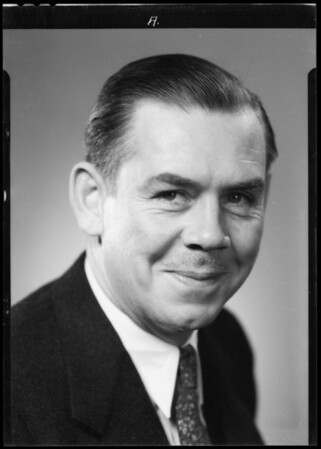 Mr. Pieroth, Metropolitan Division Manager, Shell Oil Co., Southern California, 1935