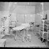 Doctor's office, Dr. E. B. Glass, 2425 Wilshire Boulevard, Santa Monica, CA, 1936
