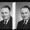 Portraits, Southern California, 1940