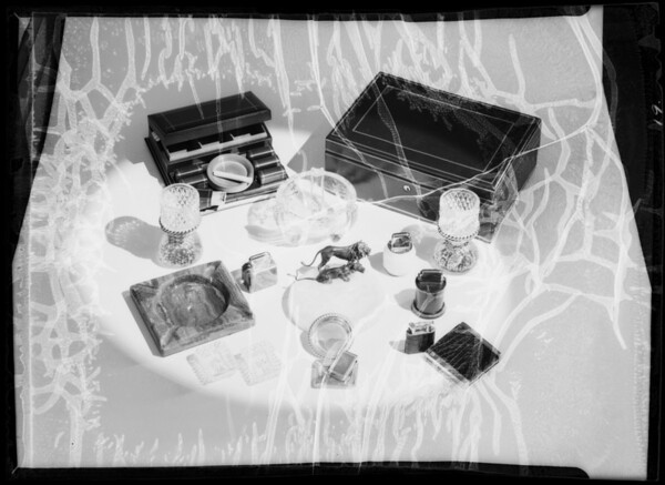 Jewelry, Southern California, 1935