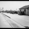Intersection of East 9th Street [East Olympic Boulevard] and South Herbert Avenue, East Los Angeles, CA, 1935