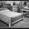 Furniture and household appliances, Los Angeles, CA, 1940