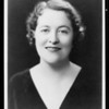 Portrait, Miss Davies, Southern California, 1936