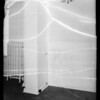 Interiors showing archway in apartment 3B - 1428 North Crescent Heights Boulevard, West Hollywood, CA, 1936