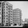 Blackstone Apartments, Long Beach, CA, 1926