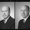 Portrait of Mr. Thomas, President Foreman & Clark, Southern California, 1940