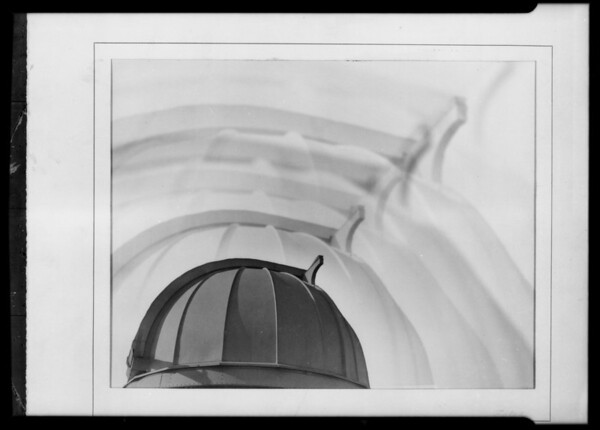 Technology dome, Southern California, 1936