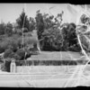 Exterior of 8335 West Sunset Boulevard, West Hollywood, CA, 1936