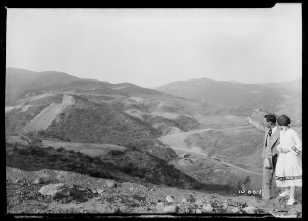 Miramar Estates, Santa Monica, CA, 1927